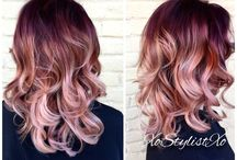 Farba a účesy vlasov
