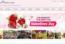 Valentine's Day / On this Valentine's Day your loved one deserves the best. Get the latest money saving coupons, deals and discounts for the Valentine Day.