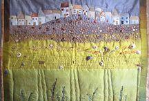 Quilts : Art & Landscape