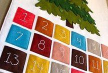 adventny kalendar pinterest