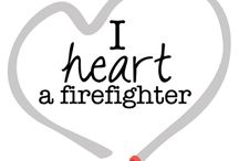 Proud Firefighter Wife / by Karen Cole