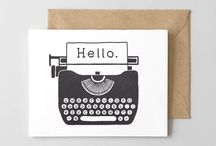 Our cards / Our collection of greeting cards & wedding stationery. Enjoy!