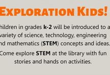 Exploration Kids! / by Lithgow Public Library