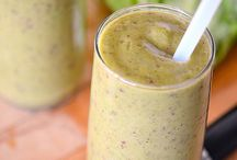Smoothies & Shakes / by Kristen ~Vegan, Early Childhood Educator, Geek~