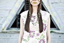 Flower Power_spring issue / Shoots from editorial flip the complete magazine @ http://www.fashionfiles.it/magazine.php