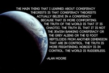 Alan Moore for president, Douglas Adams for vice