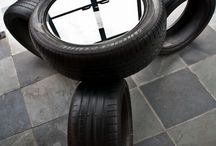 tyre recycle ideas