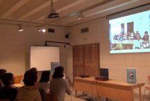 Club Interoceánico / En mayo de 2009 se inicia este club virtual entre Medellín y Salamanca.  Participan los clubes de Lectura de la Biblioteca Héctor Gonzalez Mejía y la Casa de la Lectura Infantil de Comfenalco Antioquia, y los clubes de lectura de la B.P. de Salamanca.