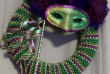 Mardi Gras / Party, Deco, & Refreshments / by Casie Duffy