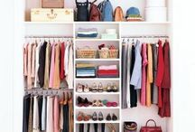 Maximising space in Closets
