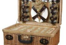 The Terazzo Basket for Four from Ocean Tailer / Having outdoor picnics with a really scrumptious meal with the Terazzo Basket for Four You don't have to worry that some eating utensils have been forgotten at home because it comes in complete set of four Enjoy the sun and the breeze while having a picnic in the great outdoors  The Terazzo Basket for four and more elegantly designed picnic baskets are available at http://shop.oceantailer.com/inventory/detail/175108. Grab one now.  #outdoorpicnic #picnicset #thegreatoutdoors