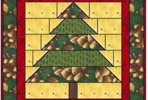 Holiday Quilts / by Susan (Mielke) Romers