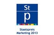 """staatspreis-marketing 2013 / Als ein Finalist  warte ich gespannt bis 3. Juli auf mein Ergebnis"""". www.staatspreis-marketing.at"""