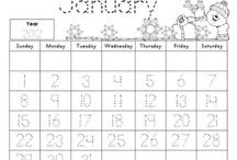 School: Calendar Ideas