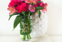 Perfect Encouragement Gifts + Congratulations Gifts / by Swell Caroline Jewelry + Monograms