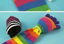 zokniból