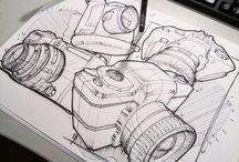 Sketch&Rendering