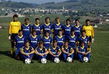 italian football past / present