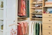 Closets / by Meilliana Buntoro