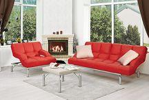 мягкая мебель для гостиных / Мягкая мебель – это всегда центр гостиной комнаты. Она должна быть не только красивая, но и удобная. Наша подборка мягкой мебели гарантирует, что ваша гостиная будет идеальна во всех отношениях.