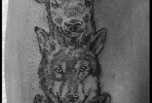Ibn_Kondrat - My Tattooz / All works done by me