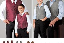 Men and Boy's Patterns / Sewing Patterns for Men and Boy's Clothing & Accessories. / by Simplicity Creative Group