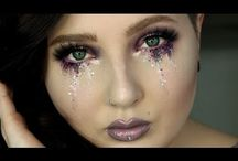 Make-up tears