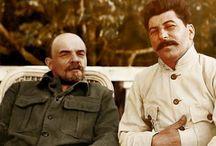 stalin, hitler, masons etc.