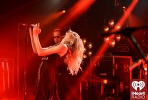 iHeartRadio LIVE: The Pretty Reckless / The Pretty Reckless gave an exclusive performance at the iHeartRadio Theater in New York on November 10, 2014.  / by iHeartRadio