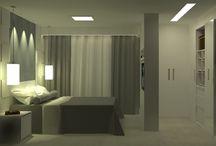 Projetos de interiores residenciais