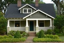 Craftsman Bungalow / by Karen McCleary