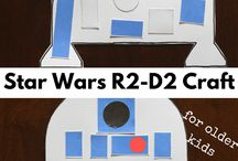 STAR WARS LEARNING / Phonics, spelling, writing, reading, maths and movement activities around the STAR WARS theme.
