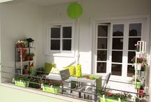 MY NEW IKEA TERRACE / IKEA Portugal invited me to do a makeover to my small terrace and this is the result, a very cozy an happy  place to all my family an my cats !