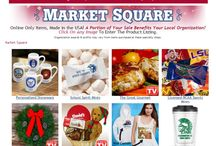 Market Square / Get high-quality, personalized, As Seen on TV items - with minimums of just ONE - delivered right to your door!