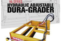 HA Series Dura-Grader