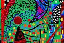 Artistas Argentinos y latinoaericanos Argentinian artist / I love this
