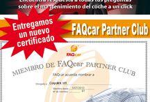 Estados Unidos, Miembros del Faqcar Parnet Club. / .