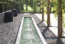 basseng/vann i hage