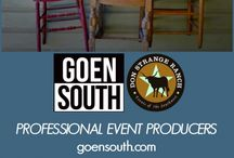 Goen South Events - Floral and Decor / Floral and Decor for San Antonio Corporate and Social Events