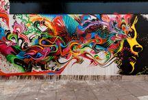 Graffiti wall ideas