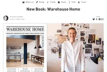Warehouse Home Independent Media Brand / Warehouse Home is an independent media and ecommerce brand with an international audience. We publish an interior design magazine read in over 100 countries, run a popular blog, a subscription service and an e-shop. And the debut Warehouse Home book has just been published by Thames & Hudson.