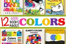 Books for Preschool and Kindergarten
