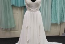 Wedding Dresses / Just a small selection of the AMAZING wedding dresses at Bride to Be Consignment!