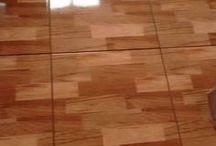 piso brilhoso