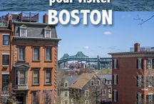 Boston / Voyages