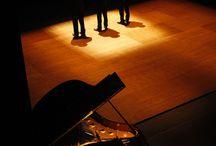 Pan-Pot / Tableau autour du spectacle Pan-Pot ou modérément chantant, joué du 9 au 13 Juin au Théâtre de la Croix-Rousse.
