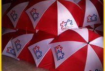 cetak payung
