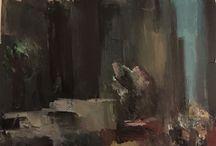 Permanente castelli di Romeo e Giulietta Montecchio Maggiore / Mostra permanente Gianluca Dal Bianco con Galleria Berga