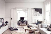 INTERIOR white / warm white interiors