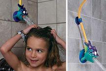 Kids Bathroom / by Elizabeth Simmons